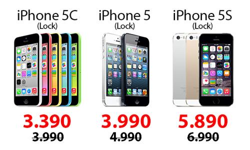 """""""Cơn lốc"""" giảm giá iPhone Like new tới 3 triệu đồng - 1"""
