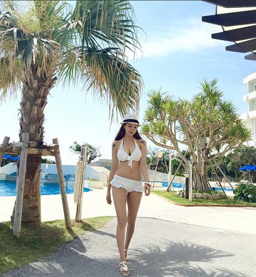 1433242493 qiuquntitled 27 qocr Hot girl Hàn Quốc nổi tiếng với thân hình bốc lửa