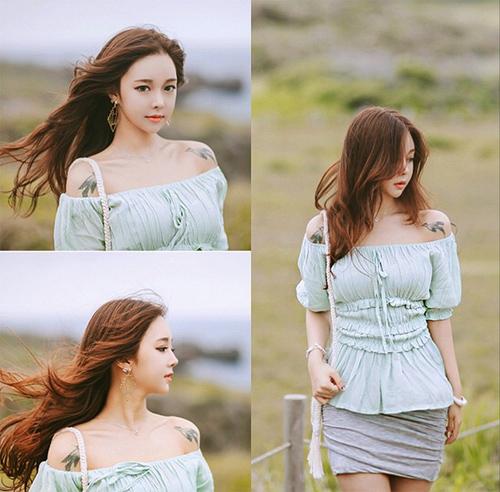 1433242494 mhjluntitled 14 ejrj Hot girl Hàn Quốc nổi tiếng với thân hình bốc lửa