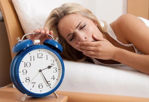 Thiếu ngủ có thể dẫn đến mất trí nhớ lâu dài - 1