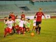Ngày hội bóng đá cho trẻ em – Cơ hội bồi dưỡng những tài năng trẻ