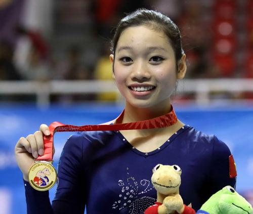 Hà Thanh và 10 VĐV có gương mặt đẹp nhất SEA Games - 2