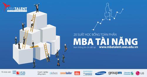 20 suất học bổng MBA Talent: Phần thưởng cho người xứng đáng - 2