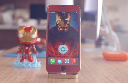 """Chiêm ngưỡng iPhone 6 phiên bản """"Người sắt"""" độc đáo - 1"""