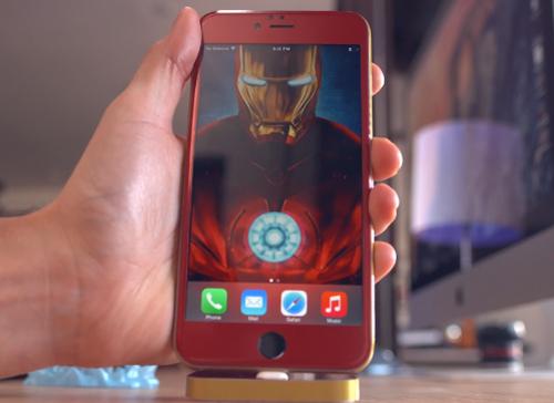 """Chiêm ngưỡng iPhone 6 phiên bản """"Người sắt"""" độc đáo - 3"""
