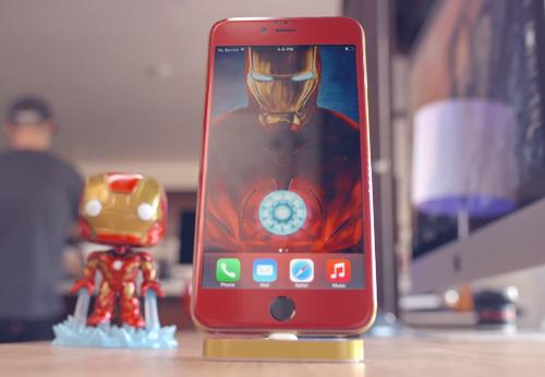 """Chiêm ngưỡng iPhone 6 phiên bản """"Người sắt"""" độc đáo - 4"""