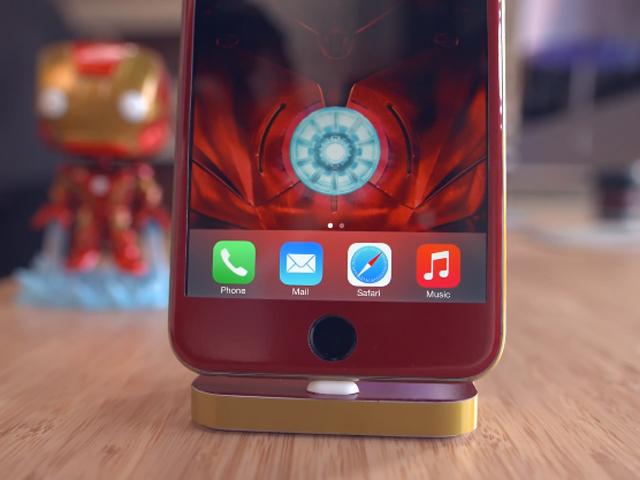 """Chiêm ngưỡng iPhone 6 phiên bản """"Người sắt"""" độc đáo - 5"""