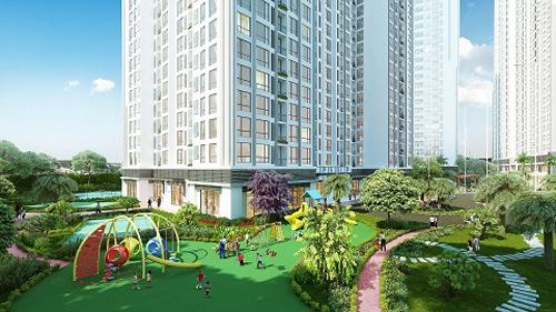 Ưu đãi hấp dẫn, chỉ từ 540 triệu đã có thể sở hữu căn hộ Park 5 - 1