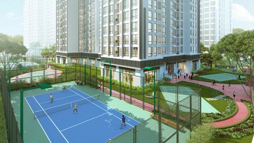 Ưu đãi hấp dẫn, chỉ từ 540 triệu đã có thể sở hữu căn hộ Park 5 - 2
