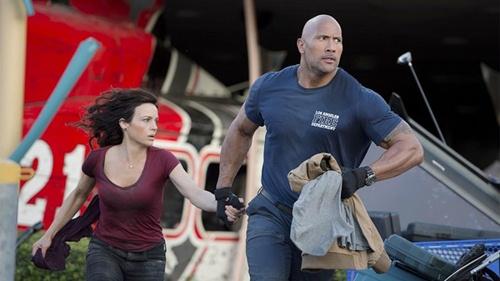 """Phim """"Khe nứt San Andreas"""": Mãn nhãn và xúc động - 2"""