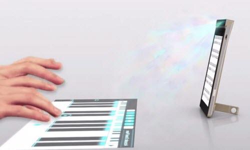 Lenovo tích hợp máy chiếu 20X vào đồng hồ thông minh Magic View - 2