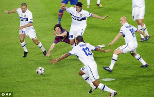 """CK Cúp C1: Cả thế giới """"chống lại"""" Messi và Barca - 3"""