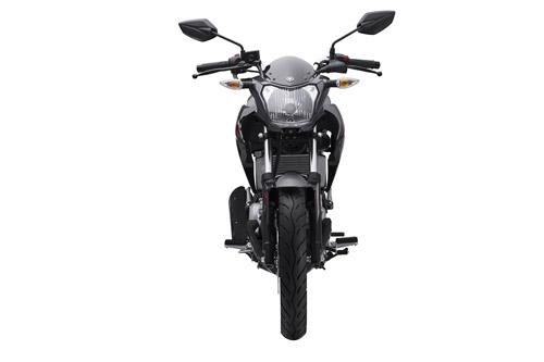 Yamaha ra mắt phiên bản FZ150i mới - 2