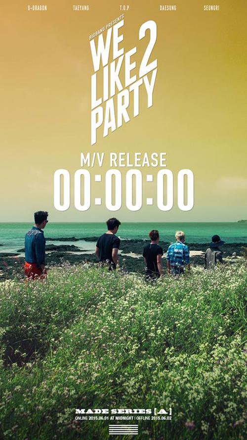 """Chán máu lửa, Big Bang lại tung MV """"nắng vàng, biển xanh"""" - 1"""