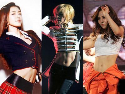 Bóc trần bí quyết tạo cơ bụng giả của mỹ nam mỹ nữ Hàn - 4