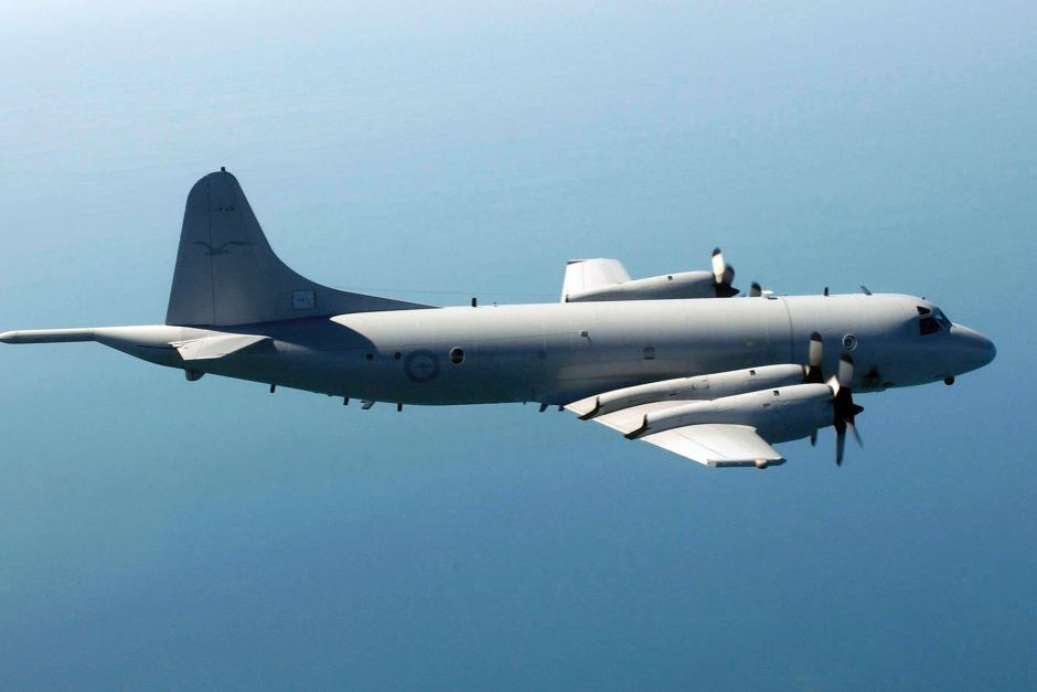 """Báo TQ đòi """"bắn rơi"""" máy bay trinh sát Úc ở Biển Đông - 1"""