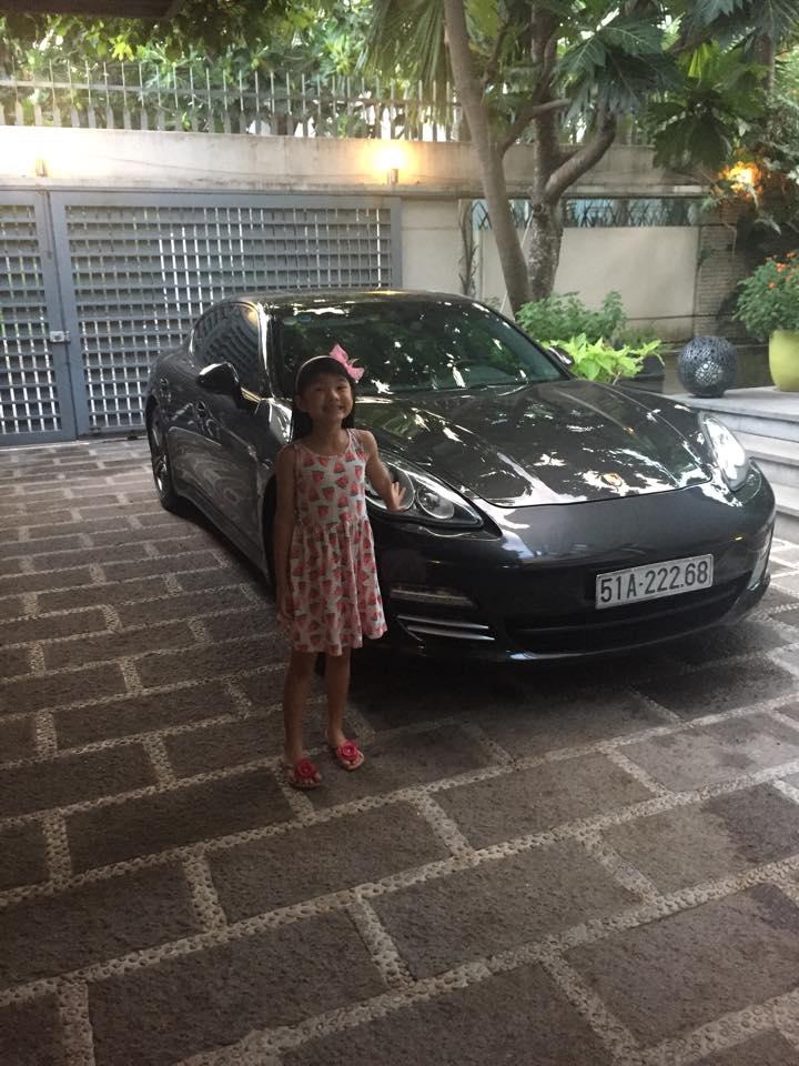 Trần Bảo Sơn mua xế 5 tỷ tặng con gái - 1