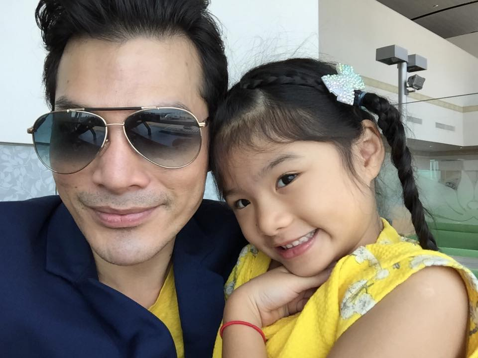 Trần Bảo Sơn mua xế 5 tỷ tặng con gái - 5
