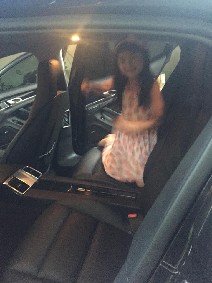Trần Bảo Sơn mua xế 5 tỷ tặng con gái - 2