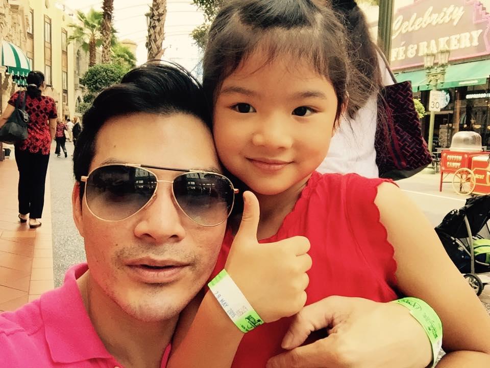 Trần Bảo Sơn mua xế 5 tỷ tặng con gái - 4