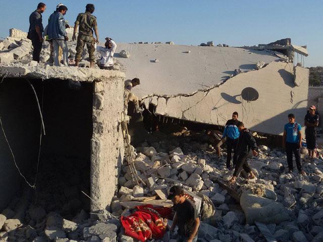 Sở chỉ huy IS bị san phẳng vì 1 bức ảnh tự sướng - 2