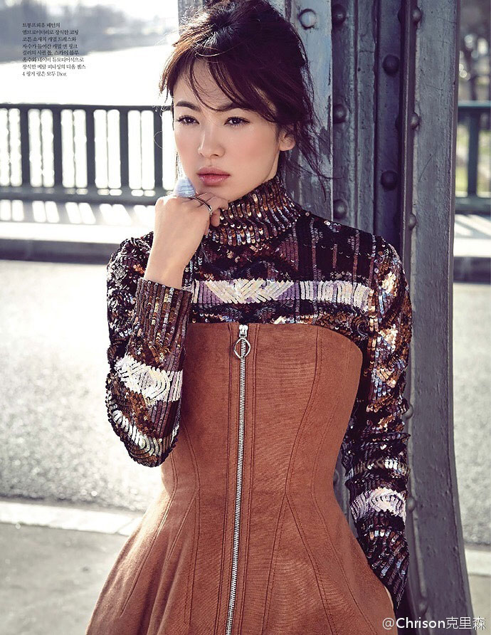 Bạn gái Bi Rain trở thành mỹ nhân đẹp nhất thế kỷ - 9