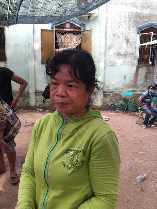"""Phá sòng bạc do """"nữ quái"""" cầm đầu ở Tiền Giang - 2"""