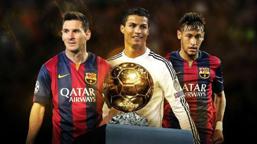 """QBV 2016 sẽ thuộc về Neymar"" - 1"