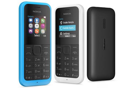 Nokia 105 giá chỉ 400 nghìn đồng ra mắt - 1