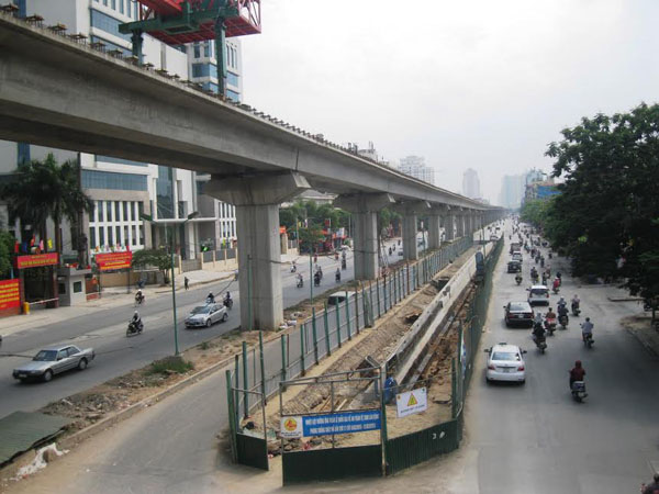 Hé lộ thiết kế mẫu tàu đường sắt đô thị Cát Linh-Hà Đông - 1