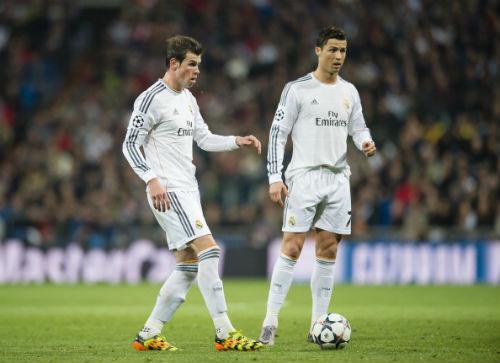 Bale công khai muốn lấy vị trí của Ronaldo tại Real - 2