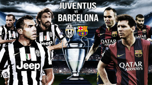 Juventus đấu Barca ở chung kết C1: Khi con số biết nói - 1