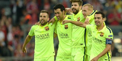 Juventus đấu Barca ở chung kết C1: Khi con số biết nói - 3