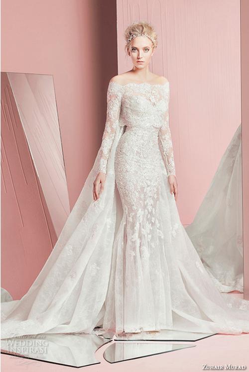 Nín thở trước vẻ đẹp của 17 chiếc váy cưới trong mơ - 2