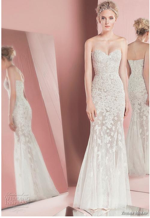 Nín thở trước vẻ đẹp của 17 chiếc váy cưới trong mơ - 6