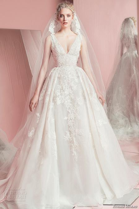 Nín thở trước vẻ đẹp của 17 chiếc váy cưới trong mơ - 3