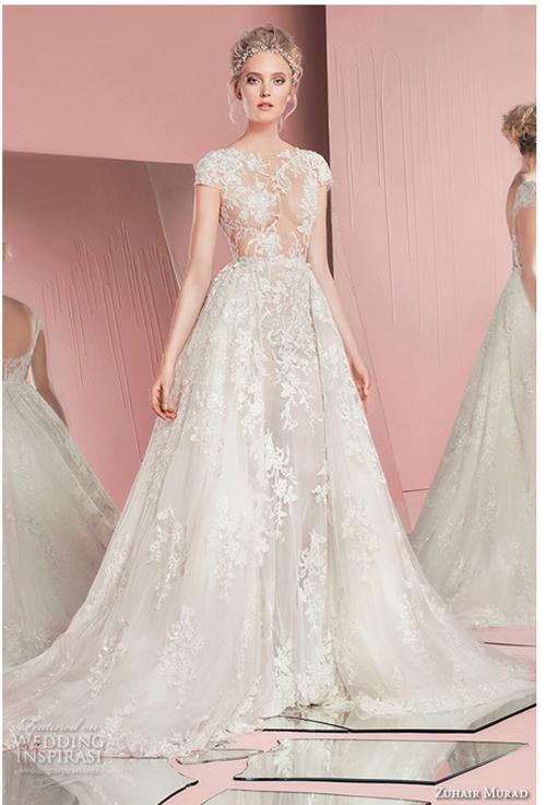 Nín thở trước vẻ đẹp của 17 chiếc váy cưới trong mơ - 10