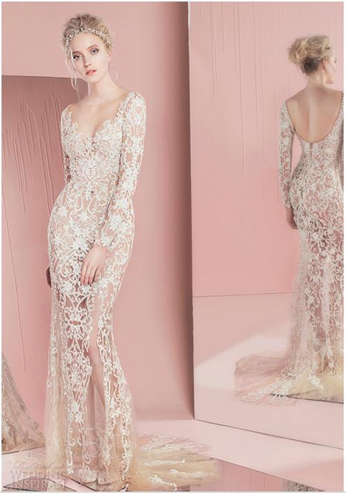 Nín thở trước vẻ đẹp của 17 chiếc váy cưới trong mơ - 11