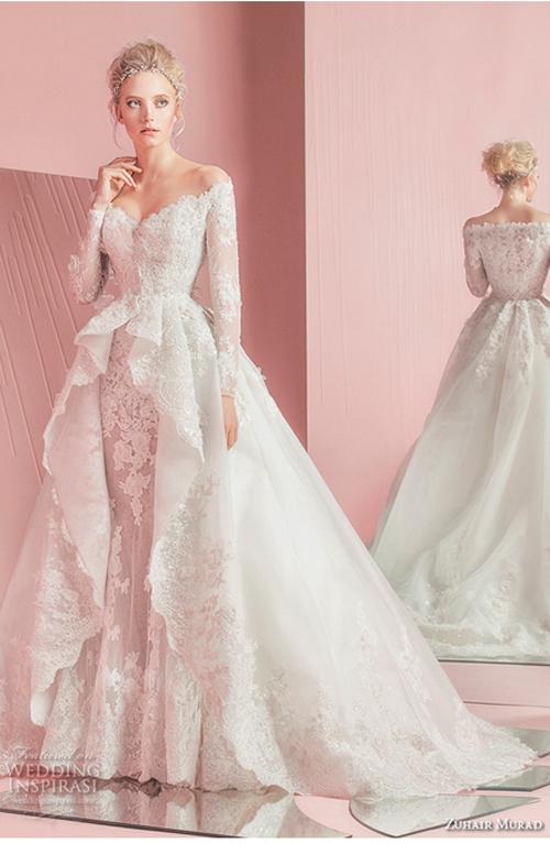 Nín thở trước vẻ đẹp của 17 chiếc váy cưới trong mơ - 7