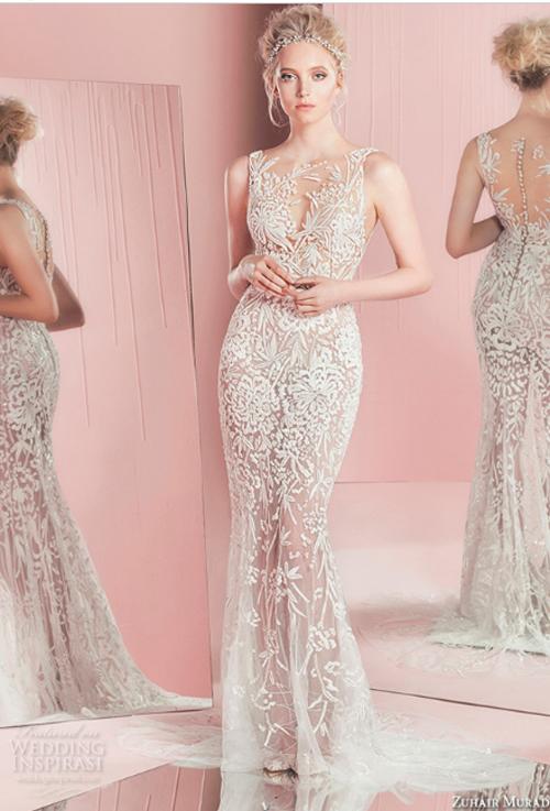 Nín thở trước vẻ đẹp của 17 chiếc váy cưới trong mơ - 15
