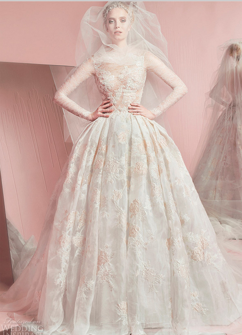 Nín thở trước vẻ đẹp của 17 chiếc váy cưới trong mơ - 14