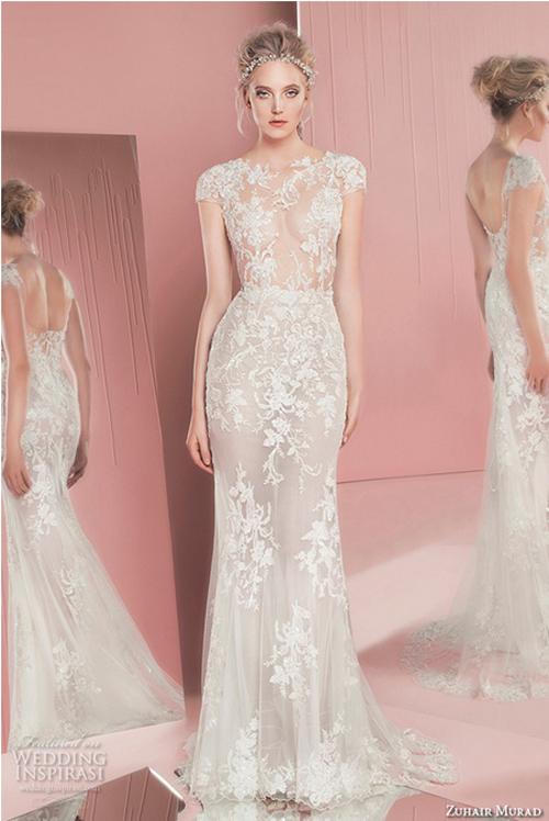 Nín thở trước vẻ đẹp của 17 chiếc váy cưới trong mơ - 13