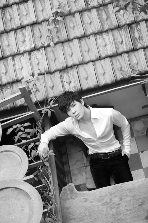 Nathan Lee điển trai như tài tử Hàn Quốc - 4