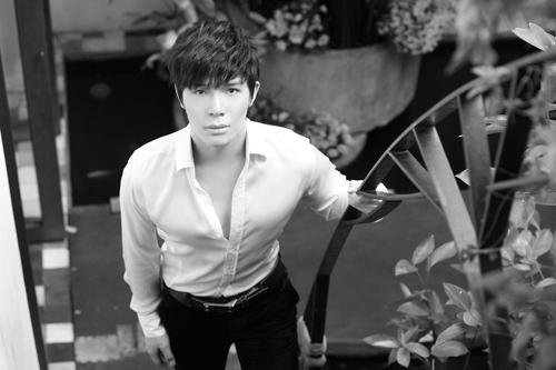 Nathan Lee điển trai như tài tử Hàn Quốc - 2