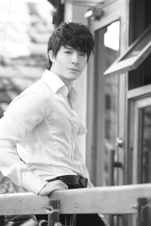 Nathan Lee điển trai như tài tử Hàn Quốc - 8