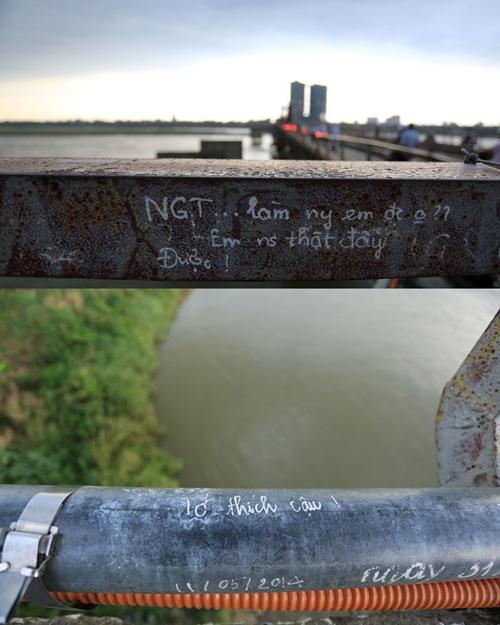 Khóa tình yêu ở Hà Nội bị phá trước cả Paris - 14