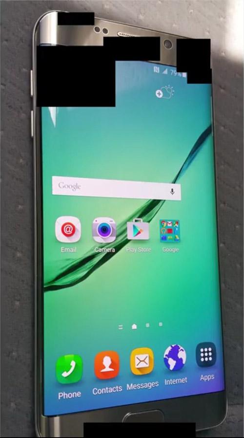 Galaxy S6 Plus màn hình 5,5 inch sắp ra mắt - 3