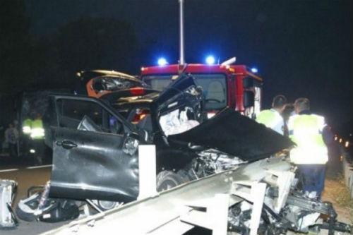 Tai nạn xe hơi thương tâm, sao rugby thiệt mạng - 2