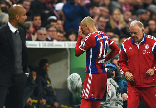 """Barca mơ ăn 3: Chấn thương... """"ủng hộ"""" - 1"""
