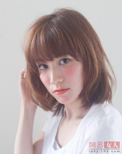 12 kiểu tóc Nhật, Hàn giúp nàng công sở thêm xinh - 2